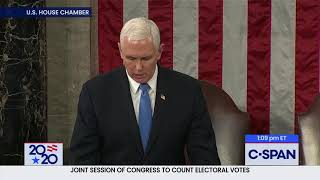 EN Joint Session of Congress for Counting of Electoral College Ballots