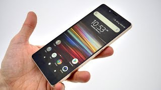 Sony Xperia L3 | Hands-on Review