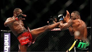 History of Jon Jones Title Defenses
