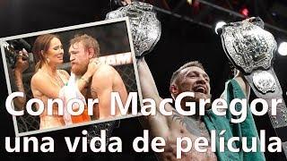 Conor McGregor la motivadora vida de un luchador (la historia jamas contada del nacido en las mma)