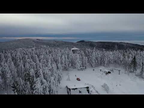 Skigebiet am Geißkopf