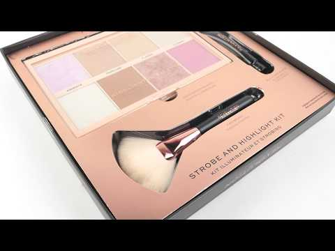Makeup Revolution Makeup Revolution Strobe & Highlighting Kit