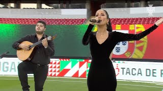 Ana Moura - A Portuguesa (Portugal's National Anthem)