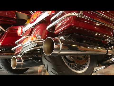 2009 Harley-Davidson ELECTRA GLIDE ULTRA CLASSIC in Coralville, Iowa - Video 1