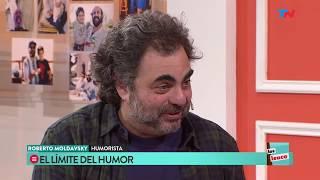 Roberto Modalvsky y el humor en tiempos de 'La Grieta'