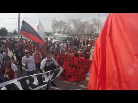 """""""Fc Juarez vs San Luis - Barra El Kartel-13"""" Barra: Barra El Kartel • Club: FC Juárez"""