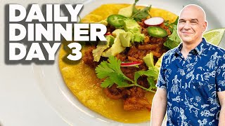 Cook Along With Michael Symon   Sloppy Joe Tacos   Daily Dinner Day 3