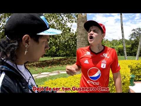 ¡Si Cantas Pierdes! Nivel EL Brayan & El Kevin    Videos Rangers.v Ft. ElQueruHP