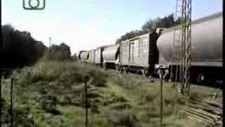 preview picture of video 'Tren de NCA entrando a Dalmacio Vélez Sarsfield'