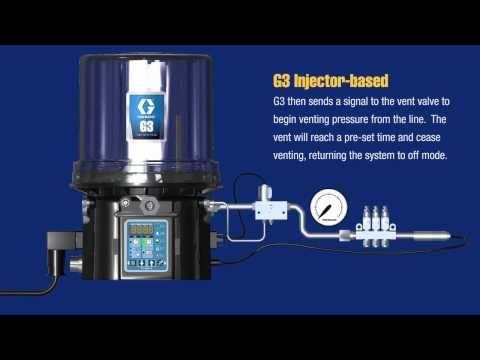 G3 Electric Lubrication Pumps
