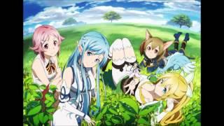 [Sword Art Online Extra Edition ED] Niji no Oto (Aoi Eir) Piano