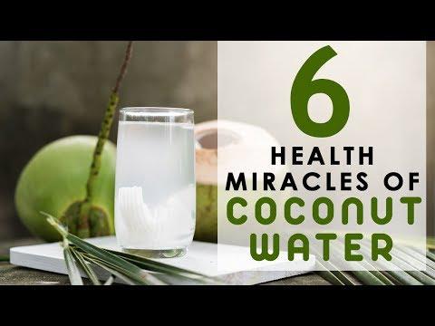 Top 6 Health Benefits of Coconut Water | Healthfolks.com