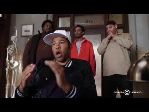 Key & Peele - Yo' Mama Has Health Problems