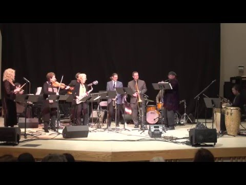 Jazz World Faculty Concert