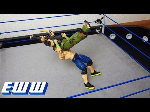 John Cena vs. Bray Wyatt: WWE EWW, Feb. 11, 2017