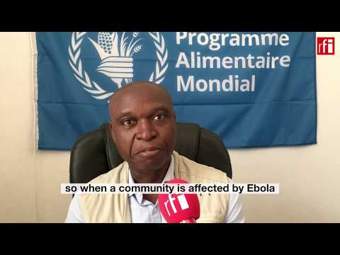 Combatting Ebola in Butembo, North Kivu, DRC