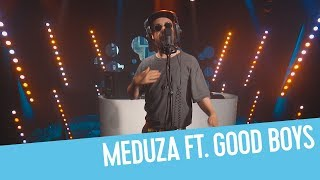 Meduza Ft. Goodboys - Piece Of Your Heart | Live Bij Q