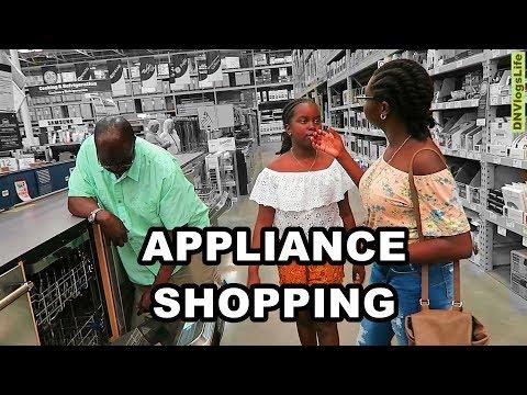 These New Home Appliances Look Amazing | Stove, Dishwasher, Fridge