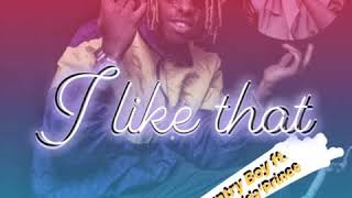 Country Boy Ft Barakah De Prince   I Like That ( Official Audio )