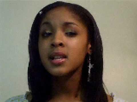 Jekarra singing Beyonce Halo