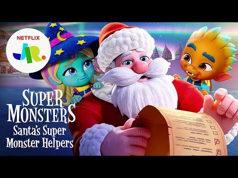 Super Monsters: Santa's Super Monster Helpers online