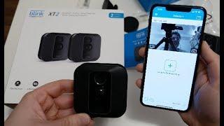 Blink XT2 Kamera Unboxing, Einrichtung und erster Eindruck