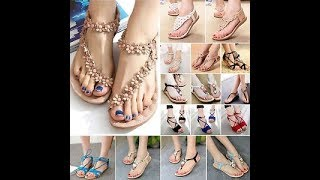 DIY SHOES LIFE HACKS FOR GIRLS/DIY Recycle Idea/recycled Craft Idea With Old Sandals/convert Chappal