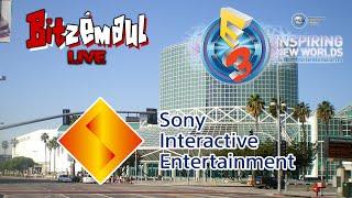 Bitzémaul Live #E32016 - Sony Interactive Entertainment