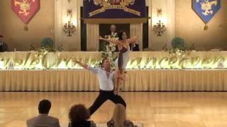 MY THEATER ARTS PERFORMANCE WITH CARSON - FLORIDA STATE DANCESPORT 2012