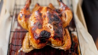 How to Cut Up a Roasted Whole Chicken