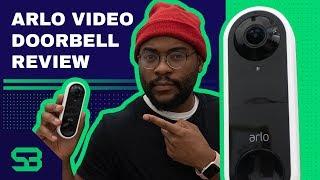 Arlo Video Doorbell Review