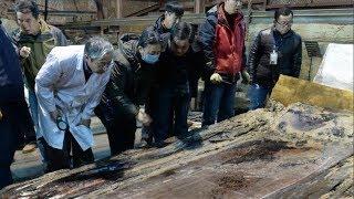 Khai quật mộ cổ 2000 năm của hoàng đế tại vị 27 ngày, giới khảo cổ sửng sốt phát hiện điều kinh ngạc