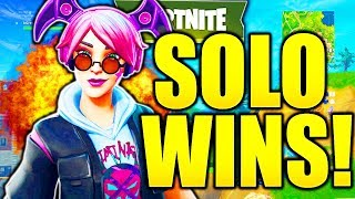 How to Get HIGH KILL SOLO WINS in FORTNITE How to Be Good At Fortnite Tips and Tricks Season 9!