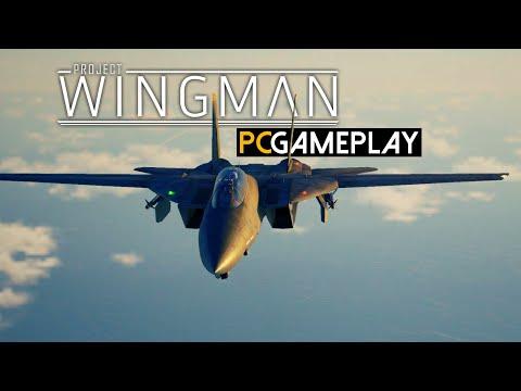 Gameplay de Project Wingman