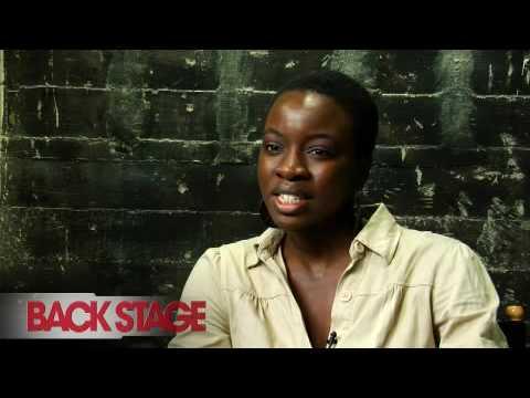 'Eclipsed': Danai Gurira Interview