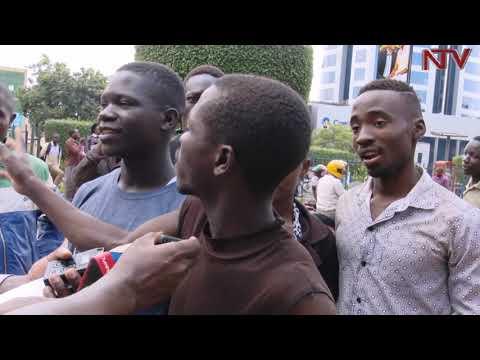 Ensawo esattizza abantu n'ab'eby'okwerinda mu Kampala esangiddwamu ngoye