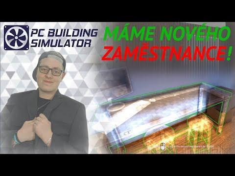 ROZŠIŘUJEME PRACOVIŠTĚ   PC Building Simulator #03