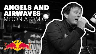 "Angels and Airwaves perform ""Moon Atomic"" at Red Bull Studio Sessions"