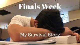 UVA Finals Week | My Survival Story