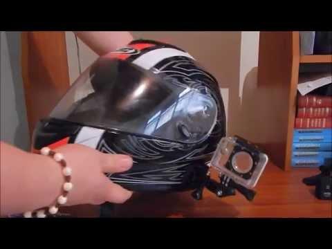 Tutorial: Instalación Cámara de Acción En casco para Moto