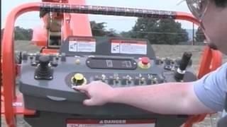 1200SJP and 1350SJP Boom Lift Safety