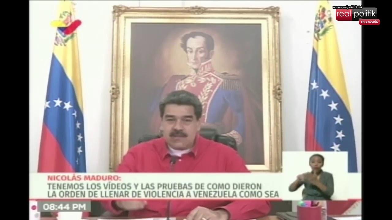 Venezuela: Las últimas medidas de Nicolás Maduro para afrontar al coronavirus