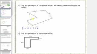Introduction: Determine the Perimeter of Various Polygons