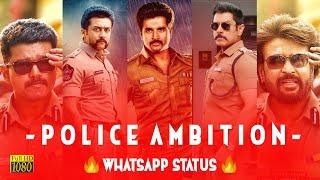 police ambition whatsapp status tamil🔥police whatsapp satatus🔥Rockfort தமிழா