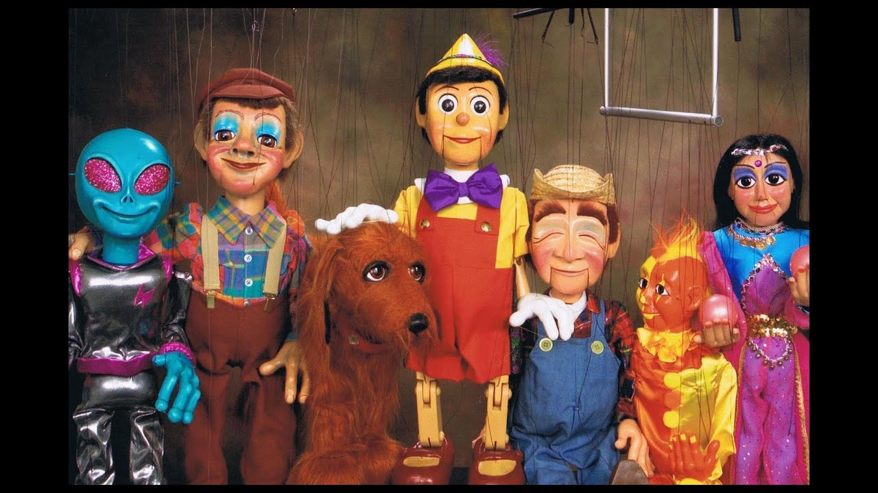 Hire Pullin Strings Puppet Productions Puppet Show In