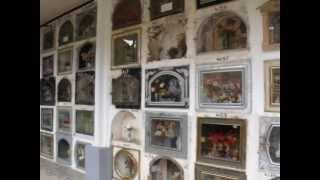 preview picture of video 'Cementerio de Cochabamba'