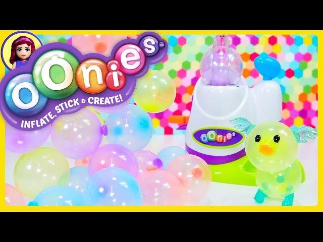 Видео Oonies
