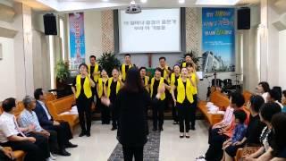 온누리교회 뮤지컬찬양팀-2015아웃리치-찬양그영광을(2015.8.15)