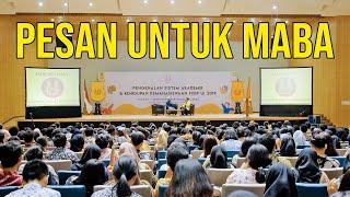 Download Video PESAN RADITYA DIKA UNTUK MAHASISWA BARU MP3 3GP MP4