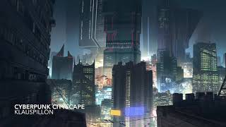 Futurescape - 1hr Ambience, Inspired By Blade Runner & Cyberpunk